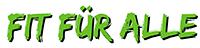 FIT FÜR ALLE Logo